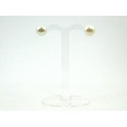 Сережки Перлини 10 мм.