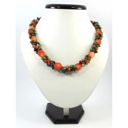 Эксклюзивное ожерелье Коралл