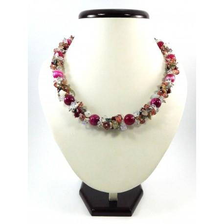 Эксклюзивное ожерелье Агат