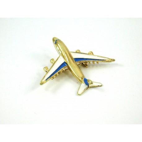 Брошка Літак