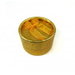 Коробка для каблучок кругла