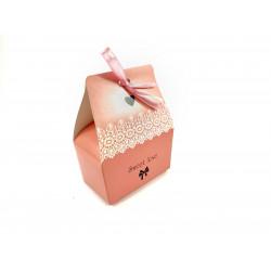 Коробка для наборів блискуча 16 х 12