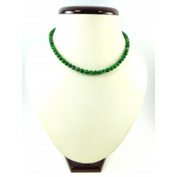 Намисто Варисцит зелене