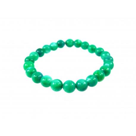 Браслет Перламутр зелений