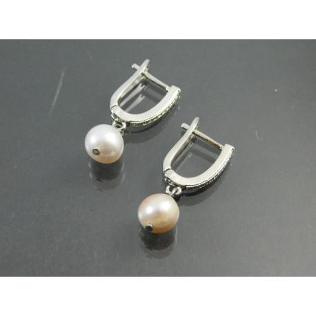 Ексклюзивні сережки Перли