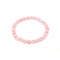 Эксклюзивный браслет Розовый кварц