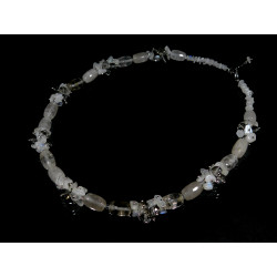 """Эксклюзивное ожерелье """"Хрустальная королева"""""""