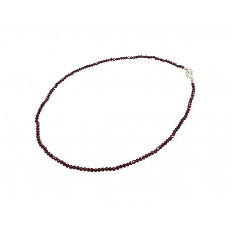 Намисто Гранат 2 мм грань