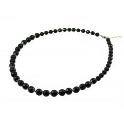 """Эксклюзивное ожерелье """"Дзейзи"""" Агат грань 8-10 мм."""