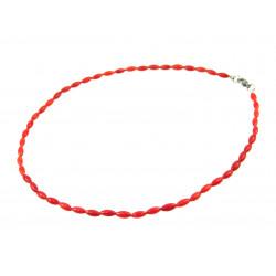 Ожерелье Коралл рис