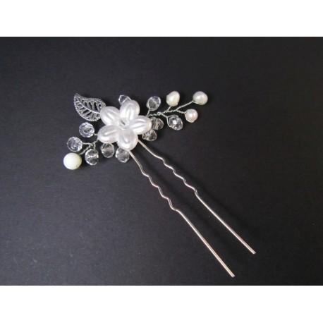 """Ексклюзивна шпилька для волосся """"Царівна квітів"""""""