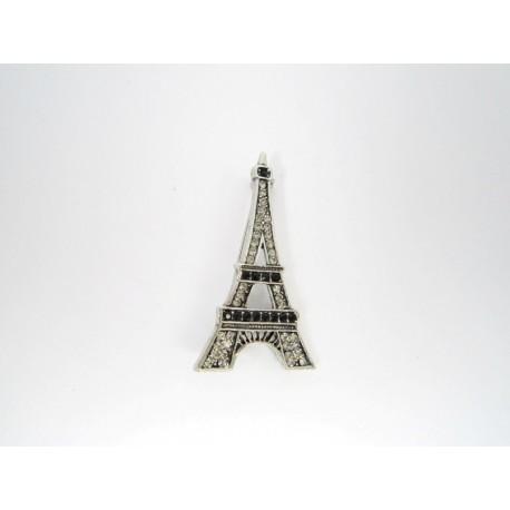 Брошка Ейфелева вежа